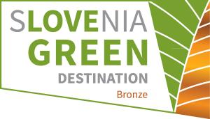 Slovenia Green Destination Bronze